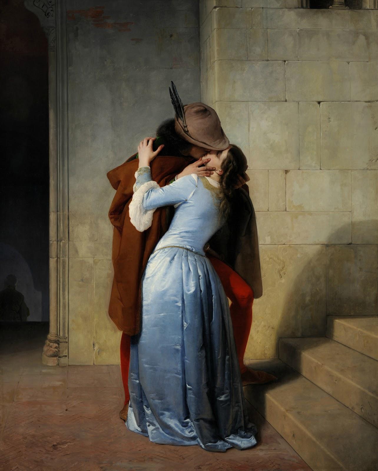 San Valentino Ecco I Dieci Baci Piu Belli Nella Storia Dell Arte