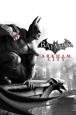 Capa do Batman: Arkham City - Game of the Year Edition
