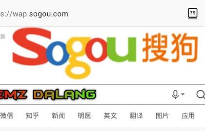 Cara Daftar: Submit Blog ke Mesin Pencari Sogou