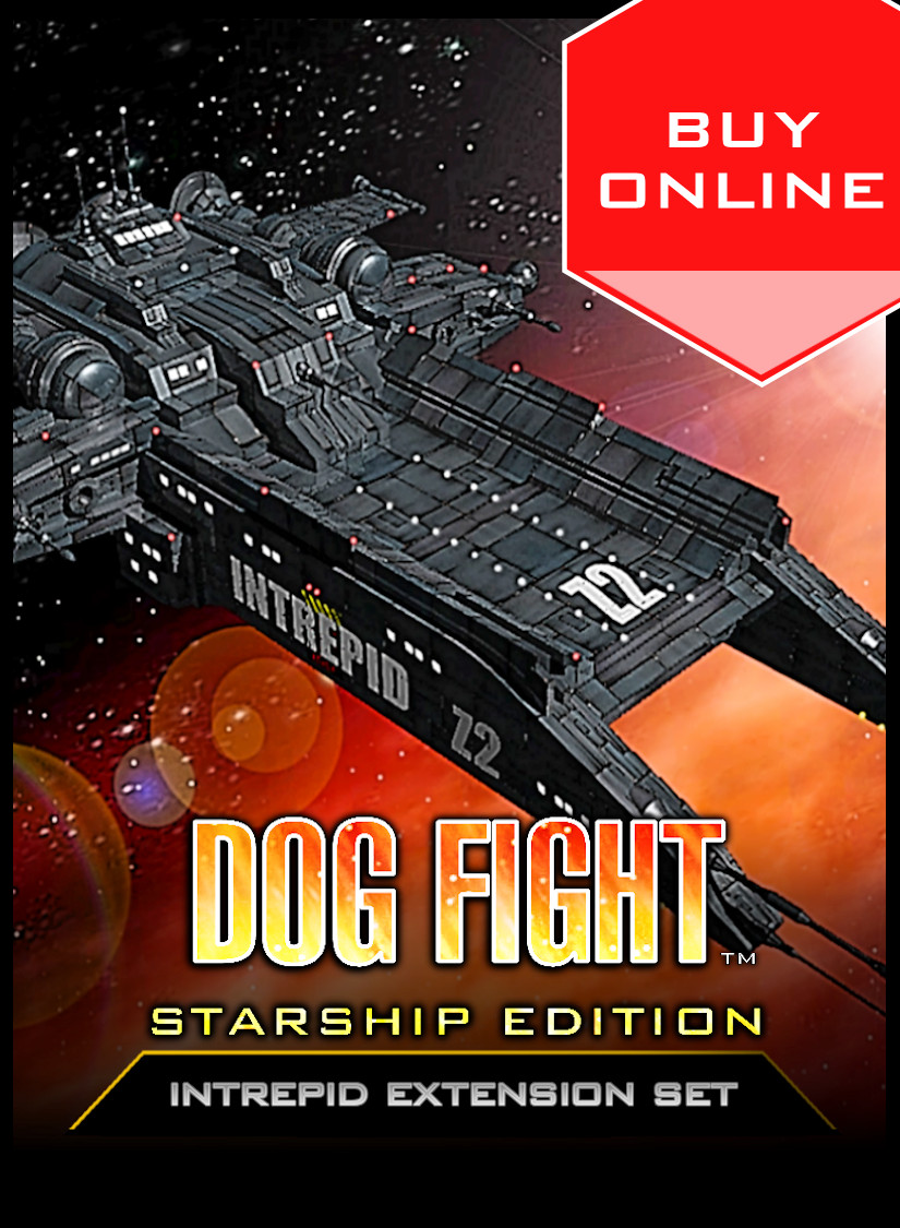 Dog Fight: Starship Edition Intrepid Extension Set