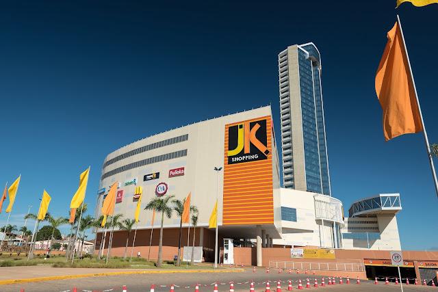 JK Shopping completa 5 anos de sucesso abrindo novas operações.