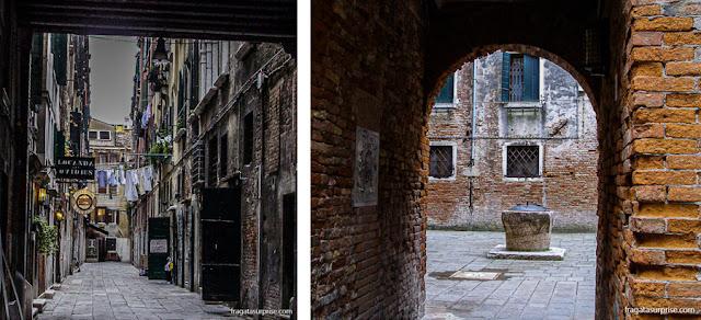 bairro de San Polo, Veneza