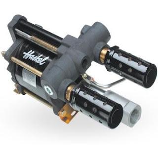 Air-Driven Liquid Pumps