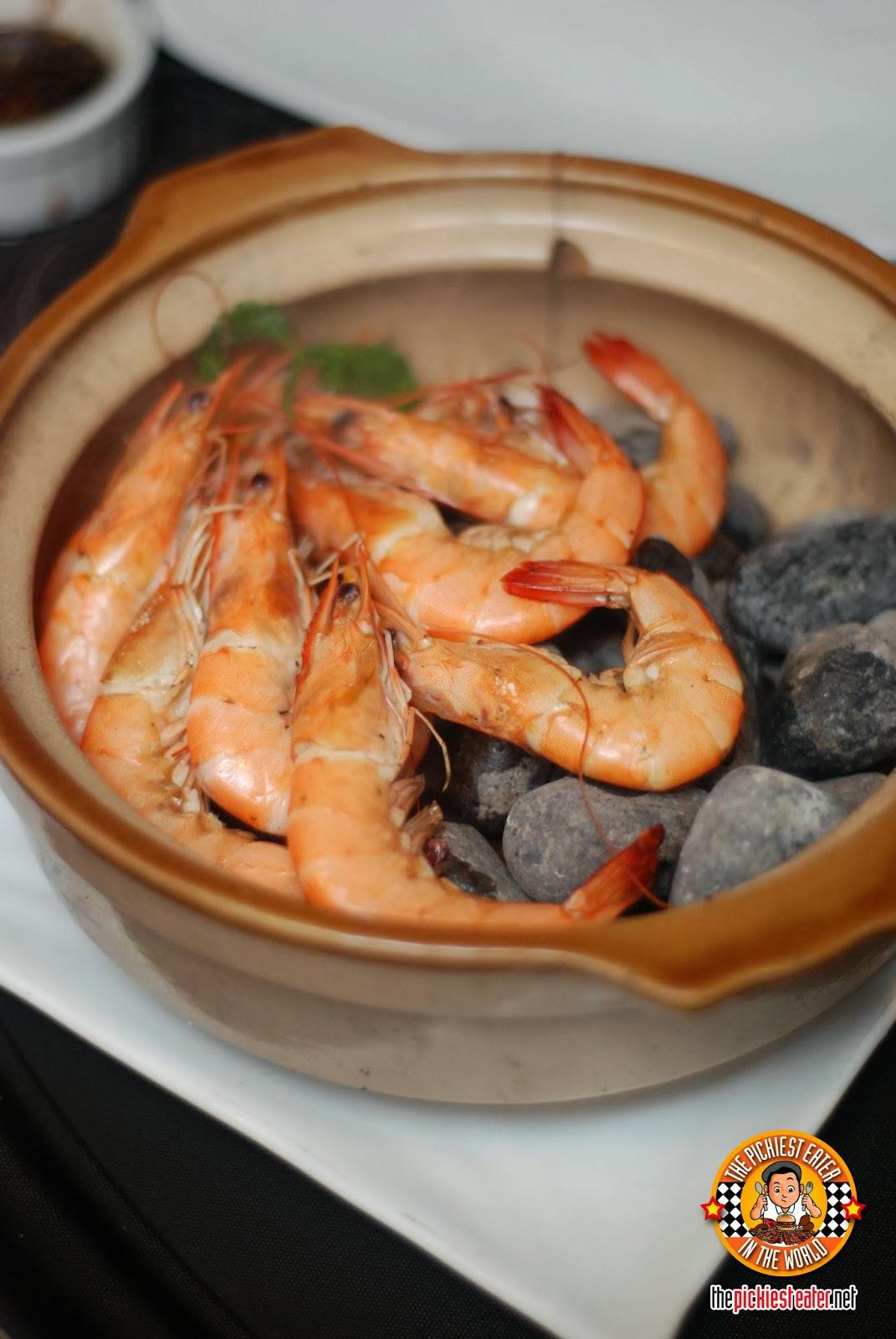 river shrimp