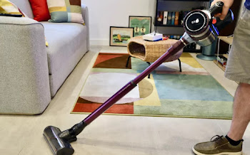 LG CordZero A9 Kompressor review: Vacuums and mops very well