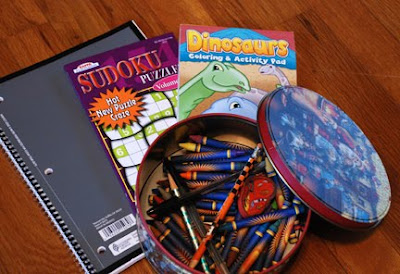 puzzle books to entertain kids