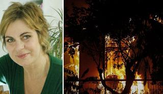 Αγνοείται η γνωστή ηθοποιός Χρύσα Σπηλιώτη που χάθηκε στη φονική πυρκαγιά!