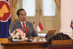 Presiden Jokowi: Asal untuk Rakyat, Negara, Saya Pertaruhkan Reputasi Politik!