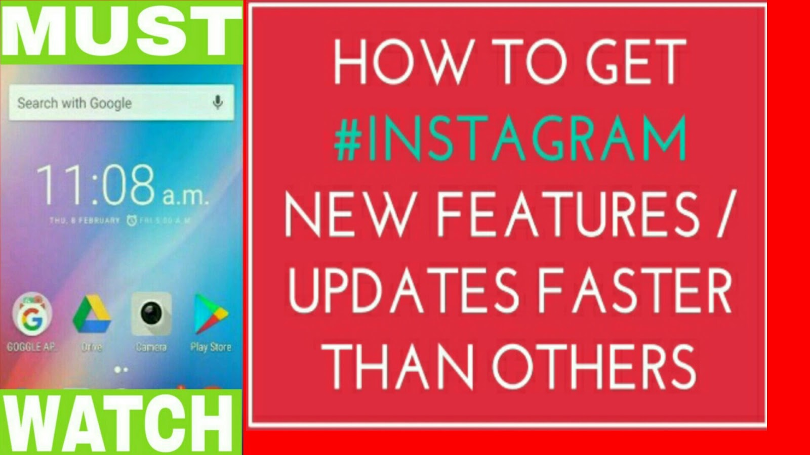 b02968f3f1dba HOW TO GET NEW INSTAGRAM UPDATES AND HOW TO GET LATEST INSTAGRAM FEATURES  FASTER THAN OTHER