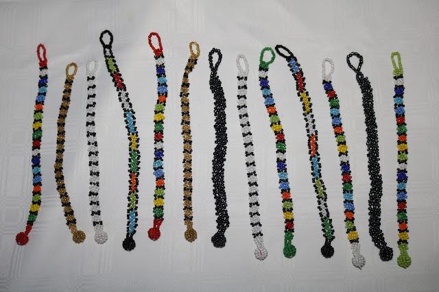 Jewelry Bracelets Beaded Large