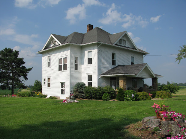 Of Farmhouse Homes Ideas - House Plans 12474