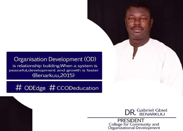 COVID 19: GCNH Committed to the Fight - Dr Benarkuu