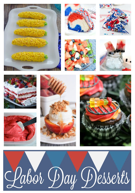 labor day desserts, desserts for labor day cook outs, desserts for labor day, desserts for bbq, summertime desserts, creative bbq desserts