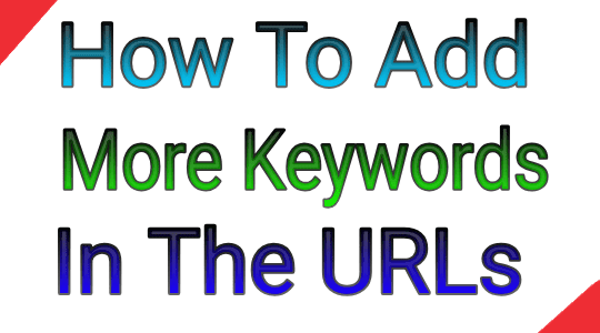 "Are you thinking to add more keywords in the URL. But big question stand there ""How"" . We are right? don't worry we are here.Keeping two or more keywords in the URL not bad for your SEO optimization.Some people think that whether we can add double keywords or more keywords to the url or not.So let me tell you that you can add more keywords to your URL,But some things have to be kept in mind    Whenever you use more than 1 keyword in your URL, then keep it according to google serp.Google has some rules that must follow.If you have not kept according to google's rule then your url will be index but will be valueless.    If you use 2 keywords it is good and all keywords should be related to the same topic.For example, if you are writing an article and your main keyword is fruits, then you can use 1 or 2 more keywords related to it in your URL.    Related to fruits and mentions in your article, you can use any word as a keyword.Above I have said fruits and you are writing about Apple in the article, then you fruits and Apple have become your two keywords.    Let us know in a little more detail.Suppose you are writing an article about Chaumin.    Now Chow Mein is a main keyword and you can use two more keyboards related to it, such as Noodles and Snacks.    When you use more keywords in your URL.It is very important to keep some things in mind.Such as length,stop word in URL.    Here is step to step method how to make a SEO friendly URL."