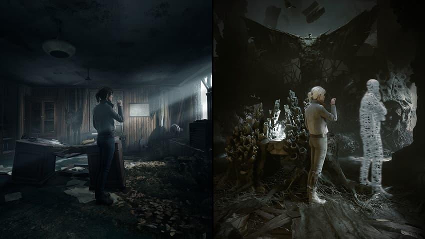 Рецензия на игру The Medium - польский Silent Hill - 02