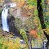 秋田大館秘境/走吧,去岩瀨川溪流畔賞楓。 五色湖景致壯麗 五色瀑布七彩繽紛