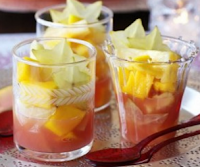 Recipes How to Make Ice Tropical Punch The Fresh