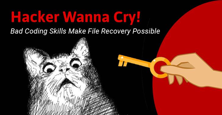 wannacry-ransomware-unlock-files-key