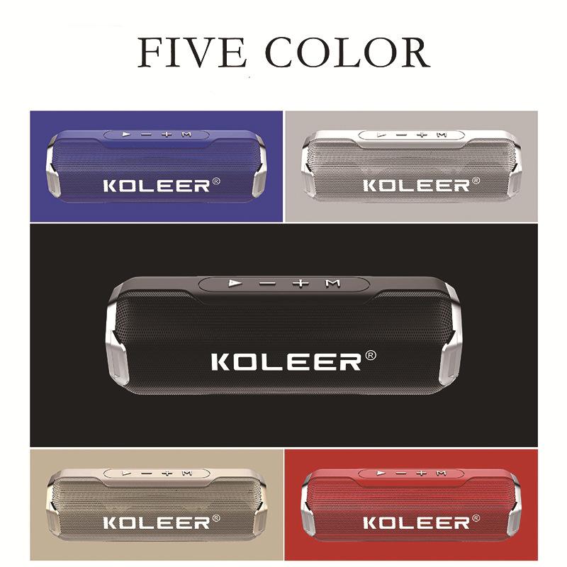 Loa bluetooth S218 KOLEER