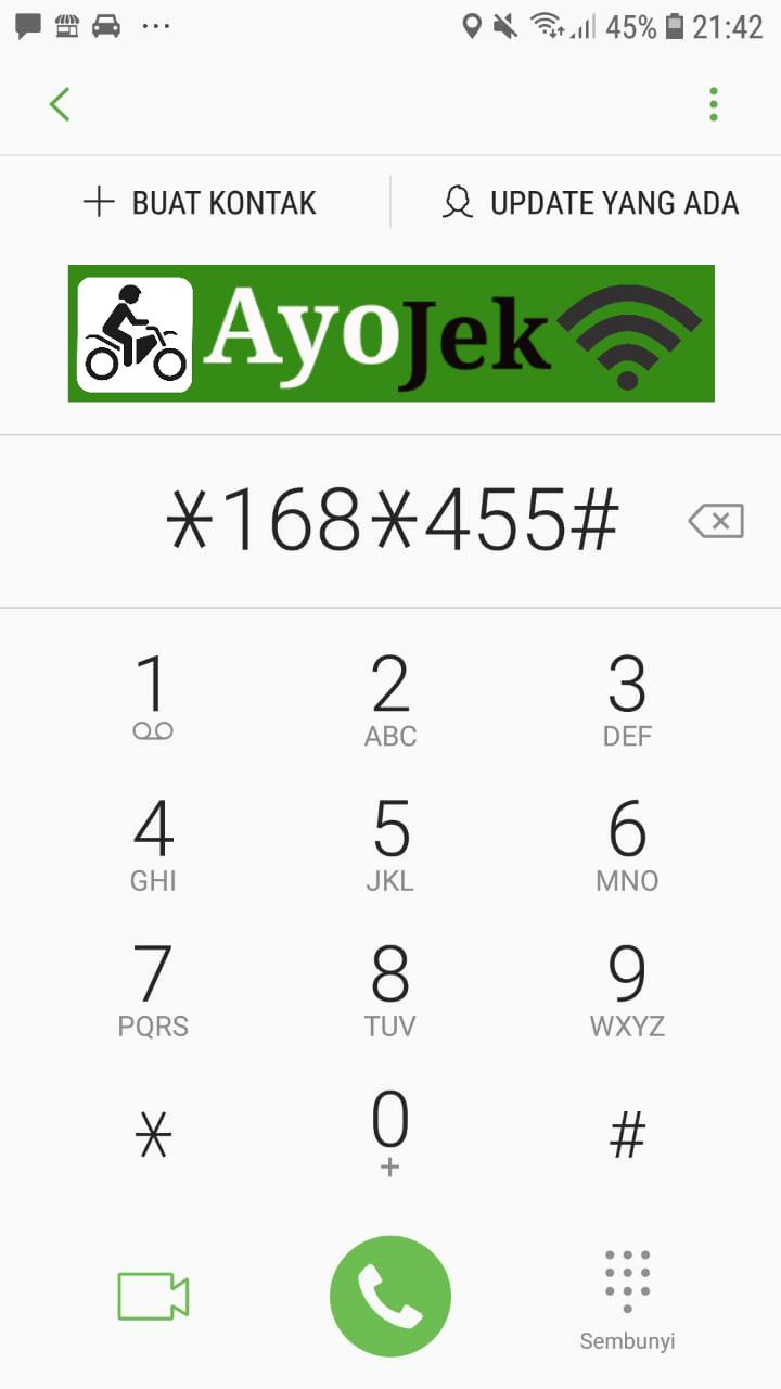 Cara Mudah Aktifkan Paket Gojek Siap Online Telkomsel 15 Gb Terbaru 2020 Ayojek