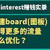 pinterest赚钱教程|怎么创建board?怎么设置和优化board名称和描述获得更高的搜索流量