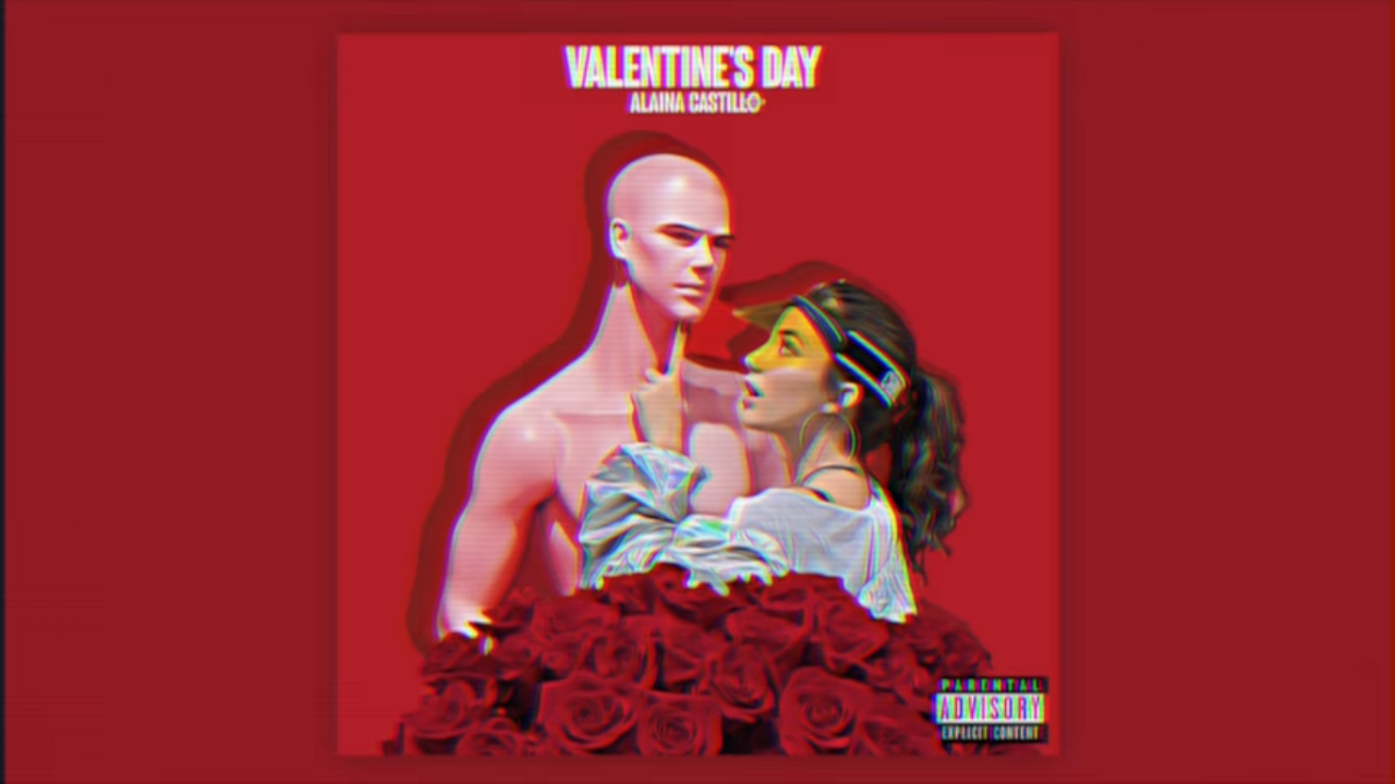 Arti Lirik dan Terjemahan Alaina Castillo - Valentines Day