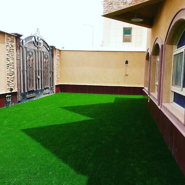 شركة تركيب عشب صناعي بالقطيف