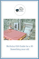 Birthday gift guide for a 30 something year old