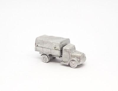 GRV96 Opel Blitz truck, low sides