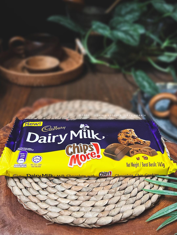 Chocolate Cadbury Dairy Milk Chipsmore