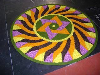 Latest and Easy Rangoli Designs For Diwali