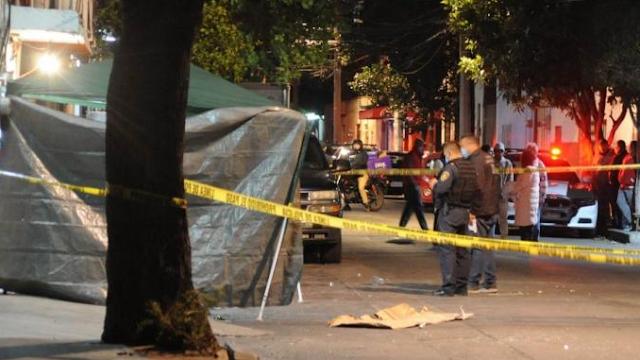 Ultima hora  Sicarios armados desatan balacera en CDMX matan a 8 y otros 6 heridos personas iban por lideres