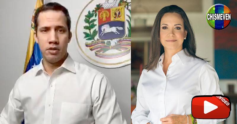 Guaidó intenta defenderse por las críticas ante su falta de acción