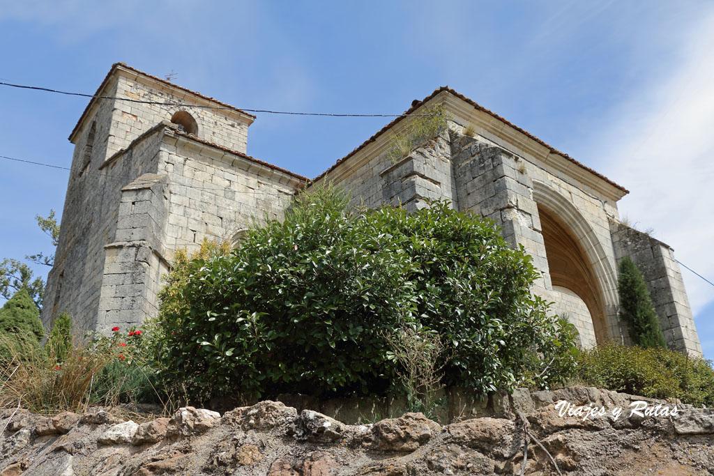 Iglesia de San Fructuoso de Colmenares de Ojeda