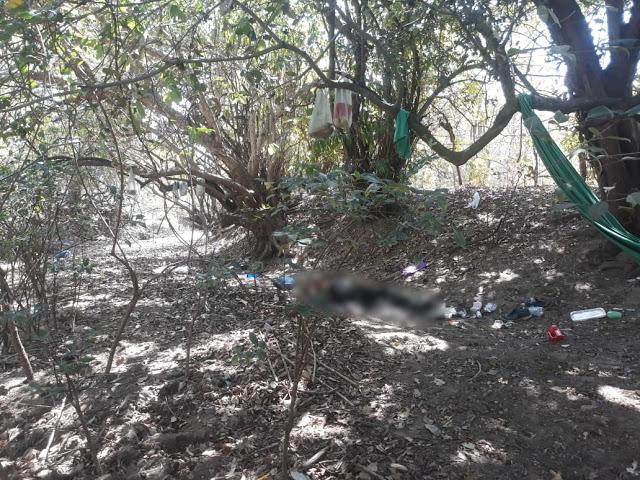 Homem é encontrado morto e outro carbonizado na zona rural de Santa Quitéria