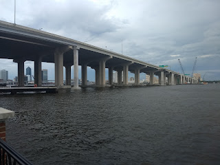 jacksonville popular for bridges