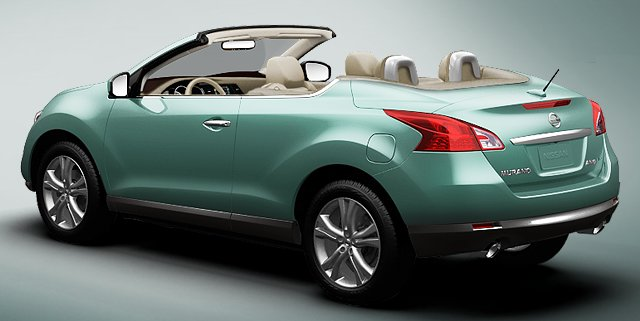of carscoops suv preparing nissan convertible carscoop copy murano version