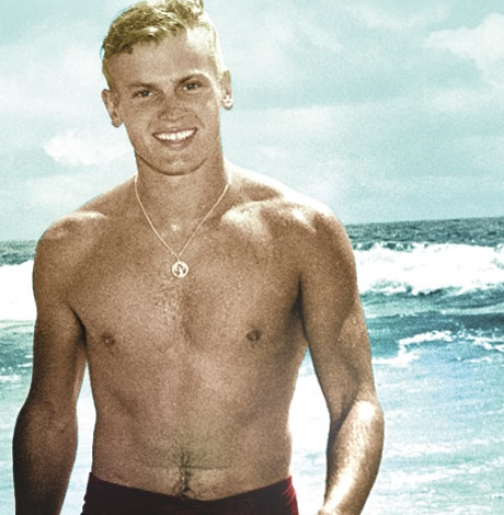 TAB HUNTER - DEAD @ 86 YEARS