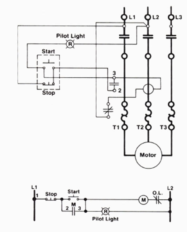 electrical instrumentation cad  motor control functional