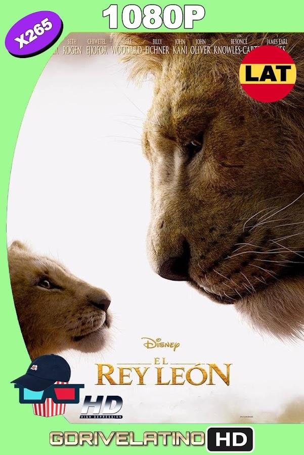 El Rey León (2019) BDRIP 1080p x265 10bits Latino-Ingles MKV