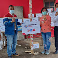 Pertamina Peduli Kembali Hadir Memberikan Bantuan Bagi Korban Banjir dan Tanah Longsor di Manado