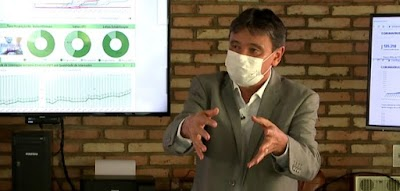 Governador do Piauí anuncia 'lei seca', proibição da venda de bebida alcoólica, e medidas mais rígidas de combate à Covid-19