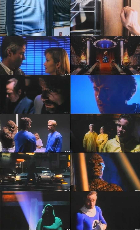 The Fantastic Four 1994 Screenshot