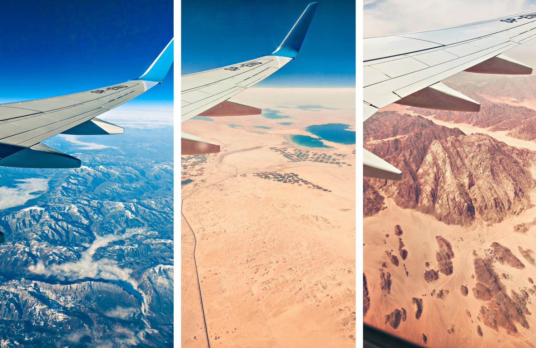 Góry z loku ptaka