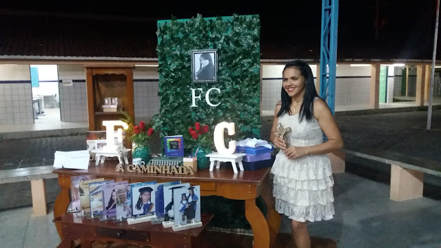"""Flaviana Costa, """"A Moça da Superação"""", conheça a sua história"""