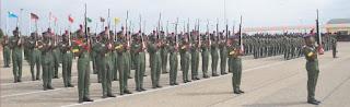 Nigerian Defence Academy 70th RC AFSB List of Successful Candidates - 2018