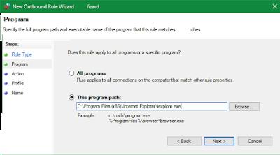Internet-Explorer-Location-Windows-Firew
