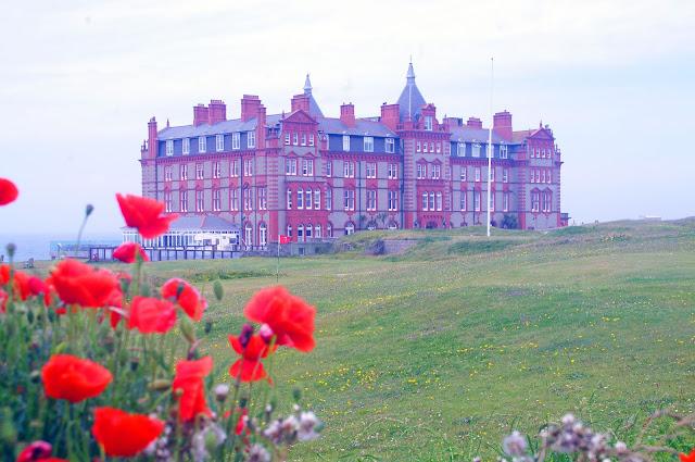 Headland Hotel Newquay Cornwall
