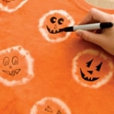 Pumpkin Shirt - Step 5
