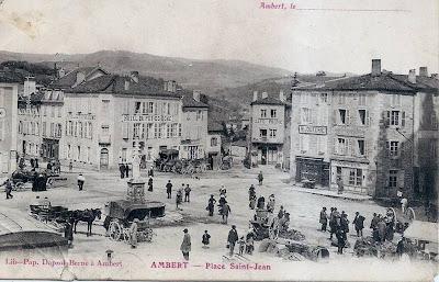 Ambert, Puy-de-Dôme.